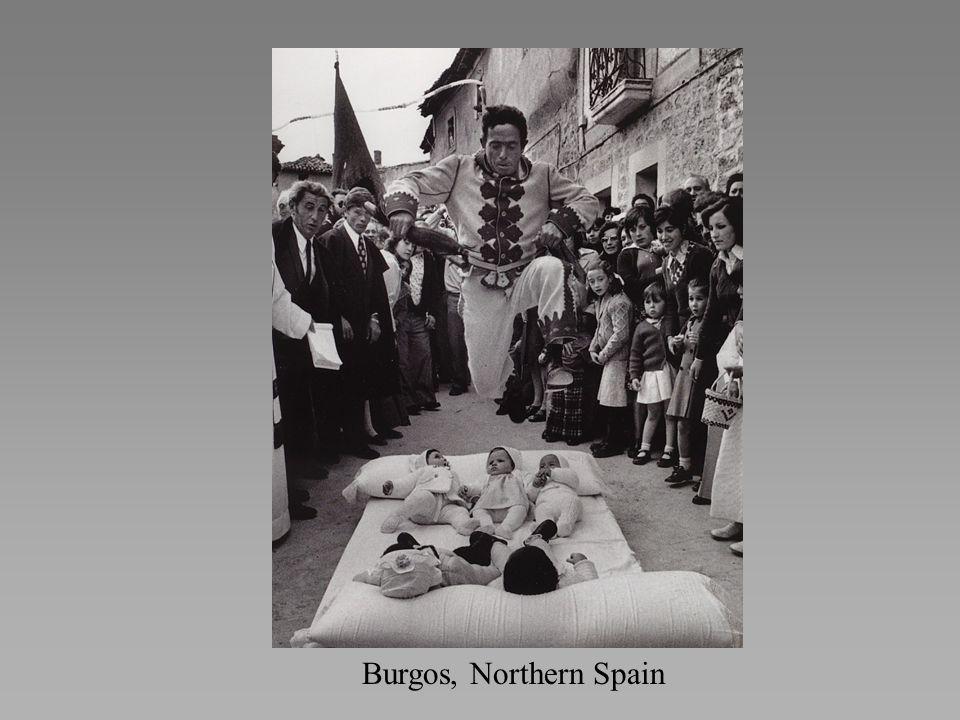 Burgos, Northern Spain