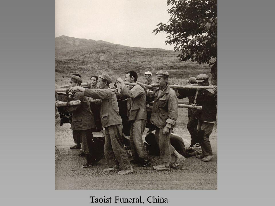 Taoist Funeral, China