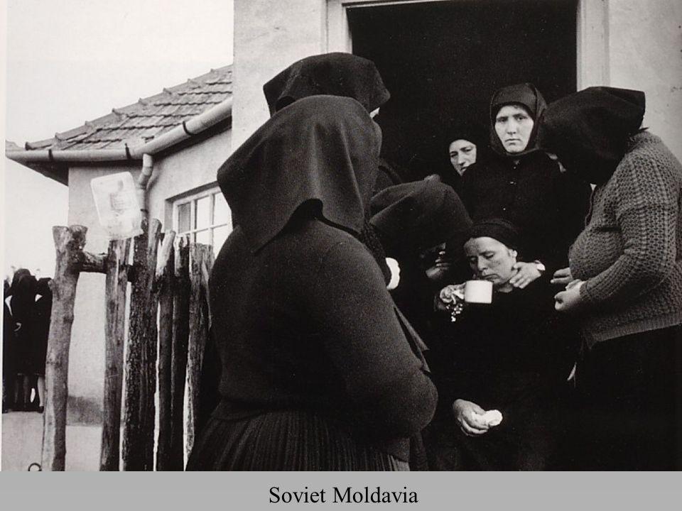 Soviet Moldavia