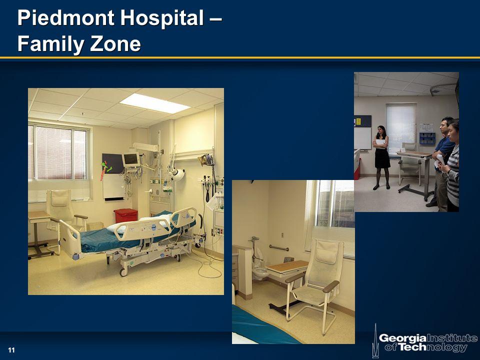 11 Piedmont Hospital – Family Zone