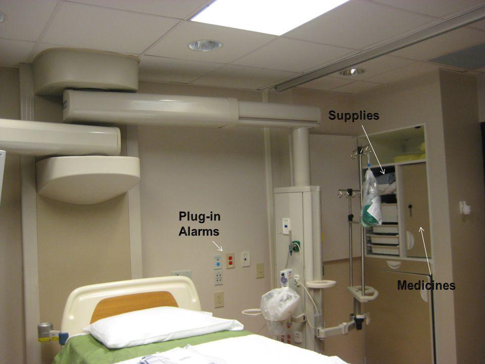 5 Patient Beds