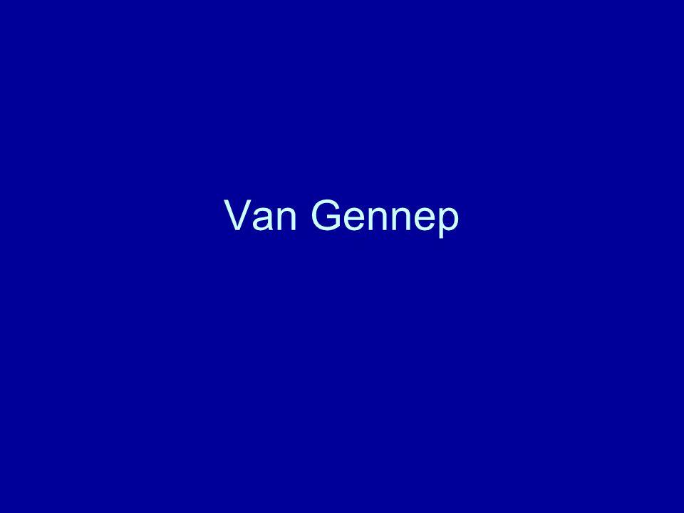 Van Gennep