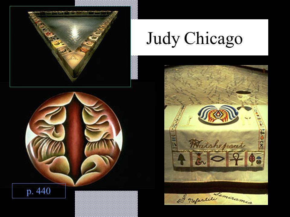 Judy Chicago p. 440