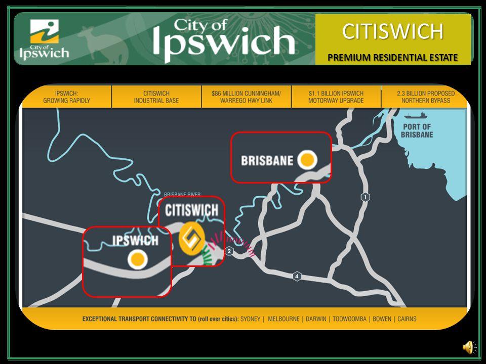 Ipswich $955M