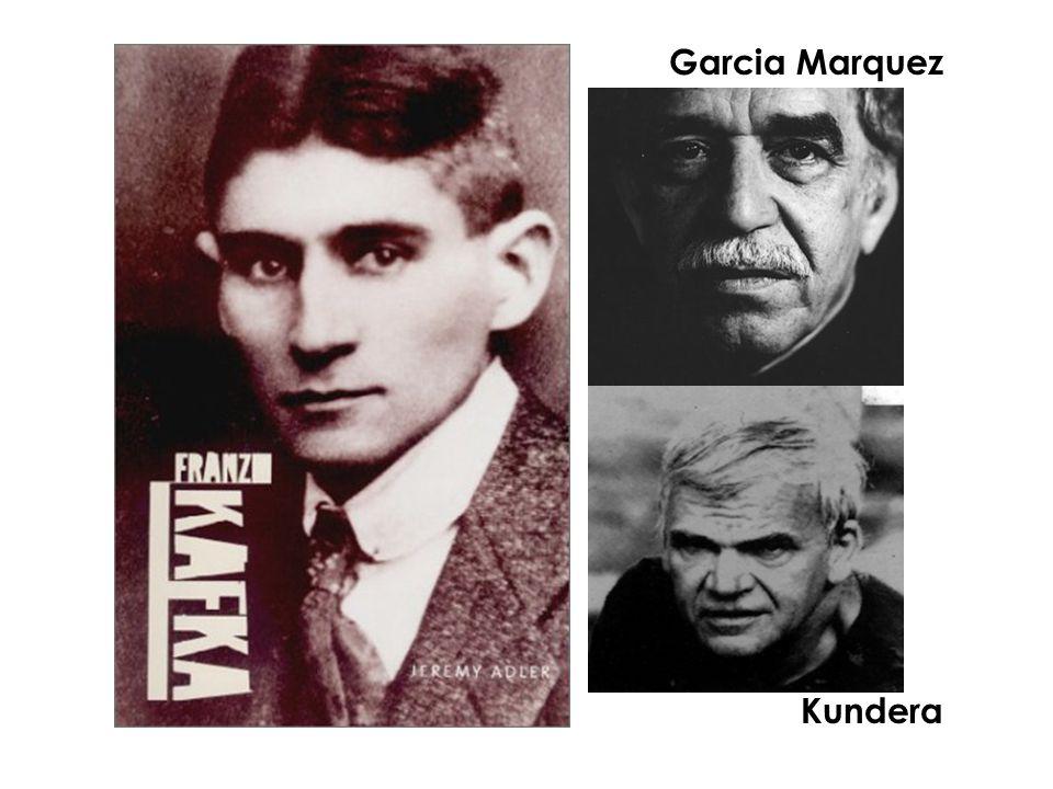 Garcia Marquez Kundera