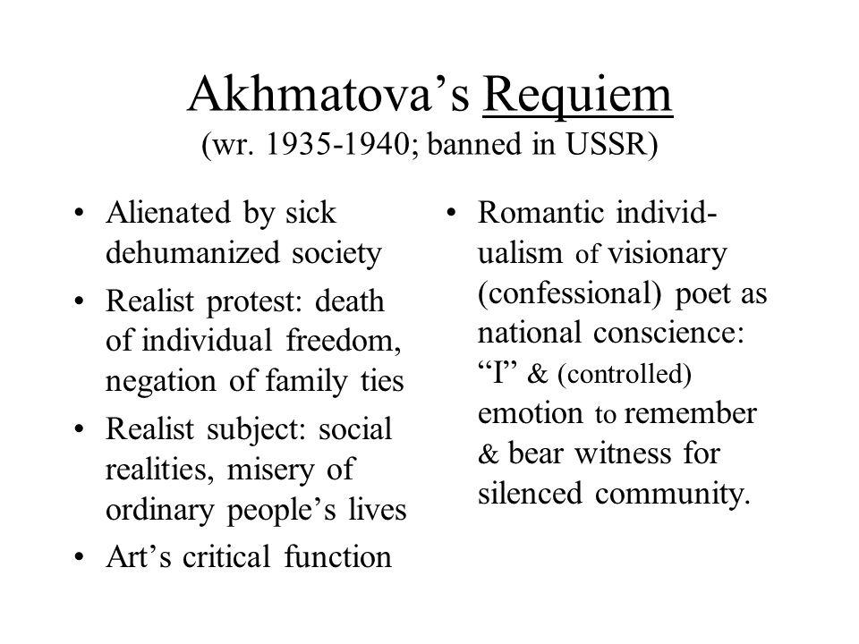 Akhmatova's Requiem (wr.