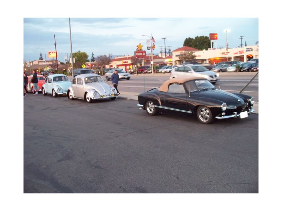 VW car club