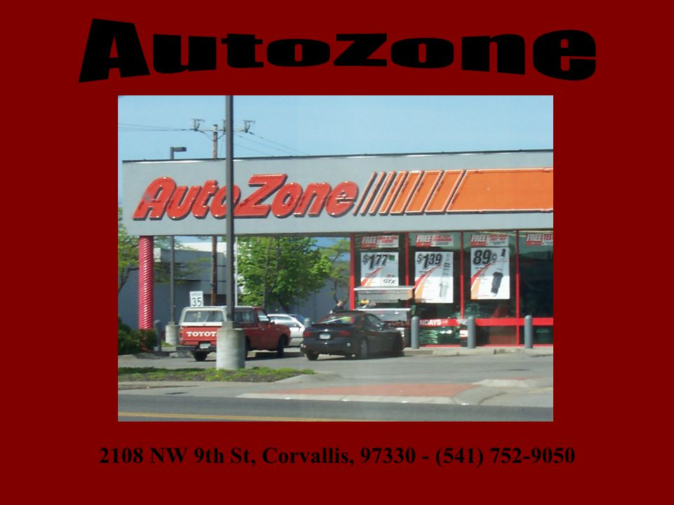 2108 NW 9th St, Corvallis, 97330 - (541) 752-9050