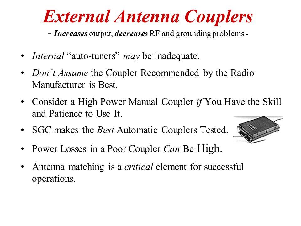 The HF Antenna Make it long.