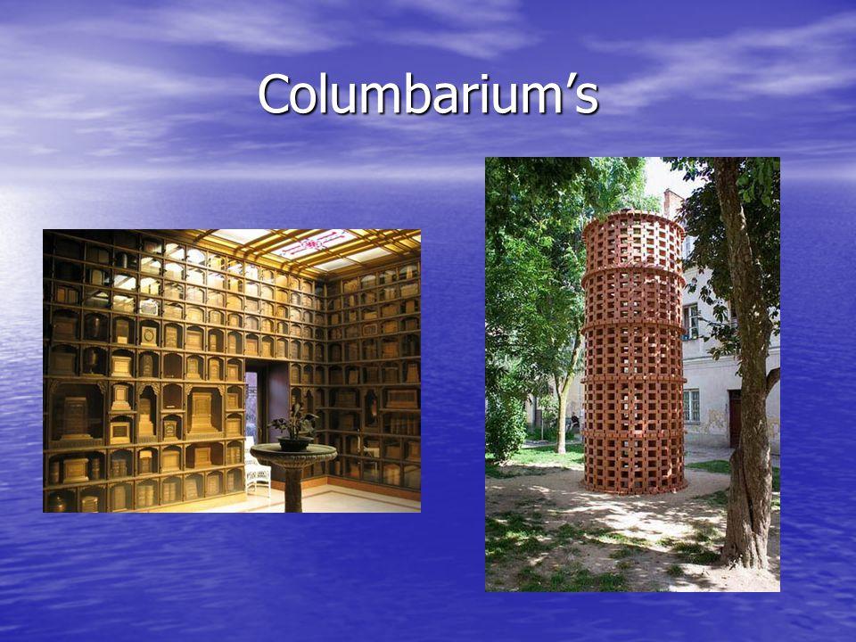 Columbarium's
