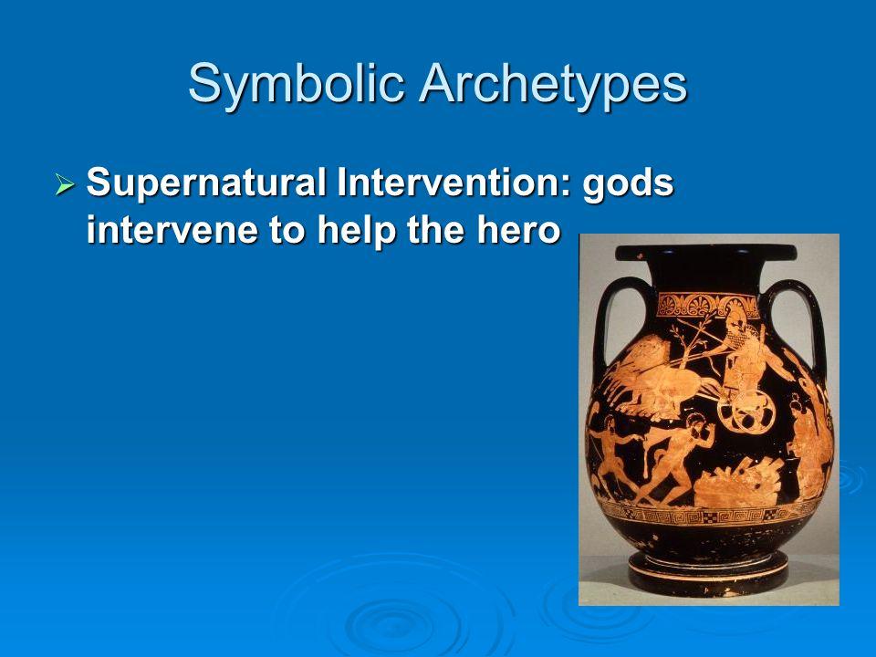 Symbolic Archetypes  Fire vs.