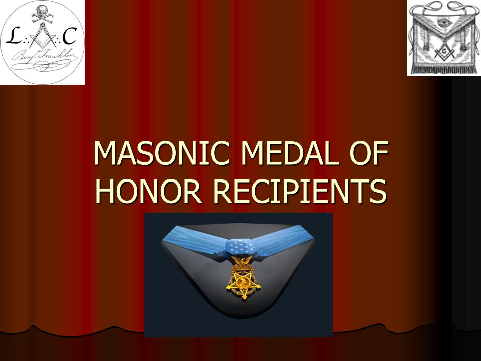 The Medal of Honor is the United States of America's highest military honor, awarded for personal acts of valor above and beyond the call of duty.