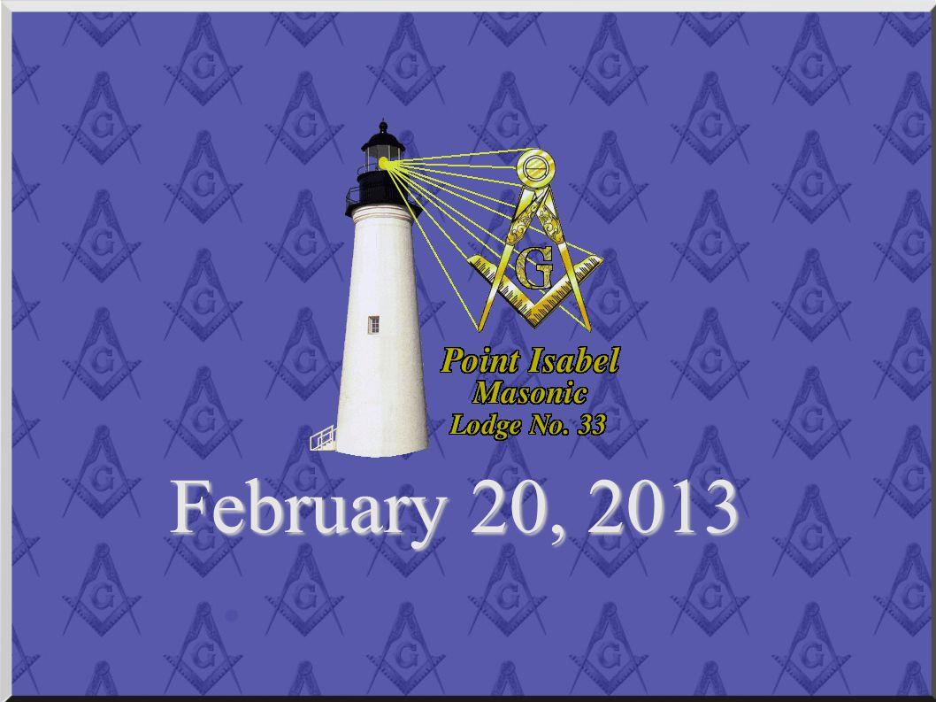 February 20, 2013