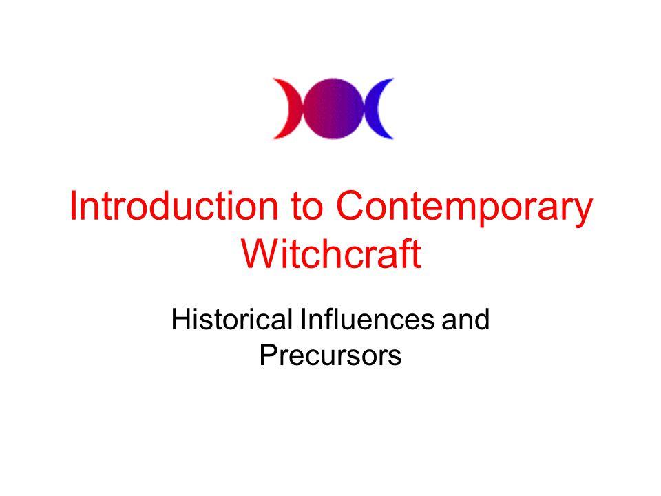 The Origin Myth of Wicca Pan-European Goddess Religion Fertility, nature based spirituality Feminine aspect respected Horned God equated to Devil in Christianity