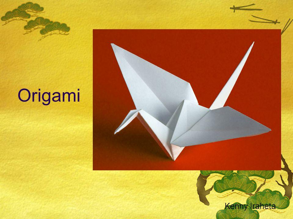 Origami Kenny Iraheta