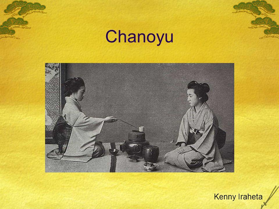 Chanoyu Kenny Iraheta