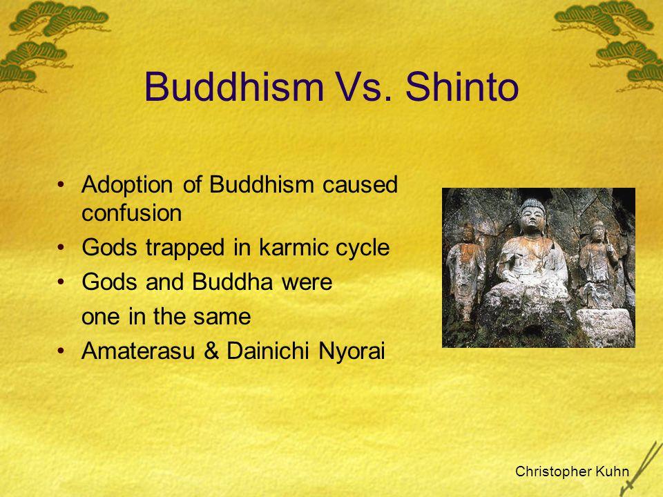 Shinto Practices Cont.