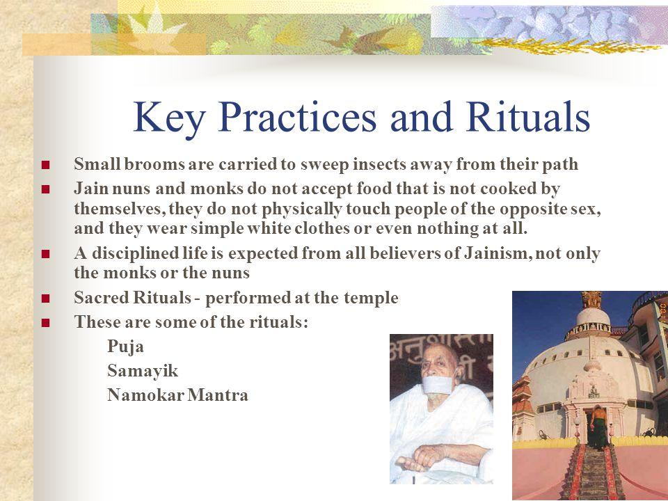 The Navkar Mantra Namo Arihantanum: I bow down to Arihanta Namo Siddhanam: I bow down to Siddha Namo Ayariyanam: I bow down to Acharya Namo Uvajjhayan