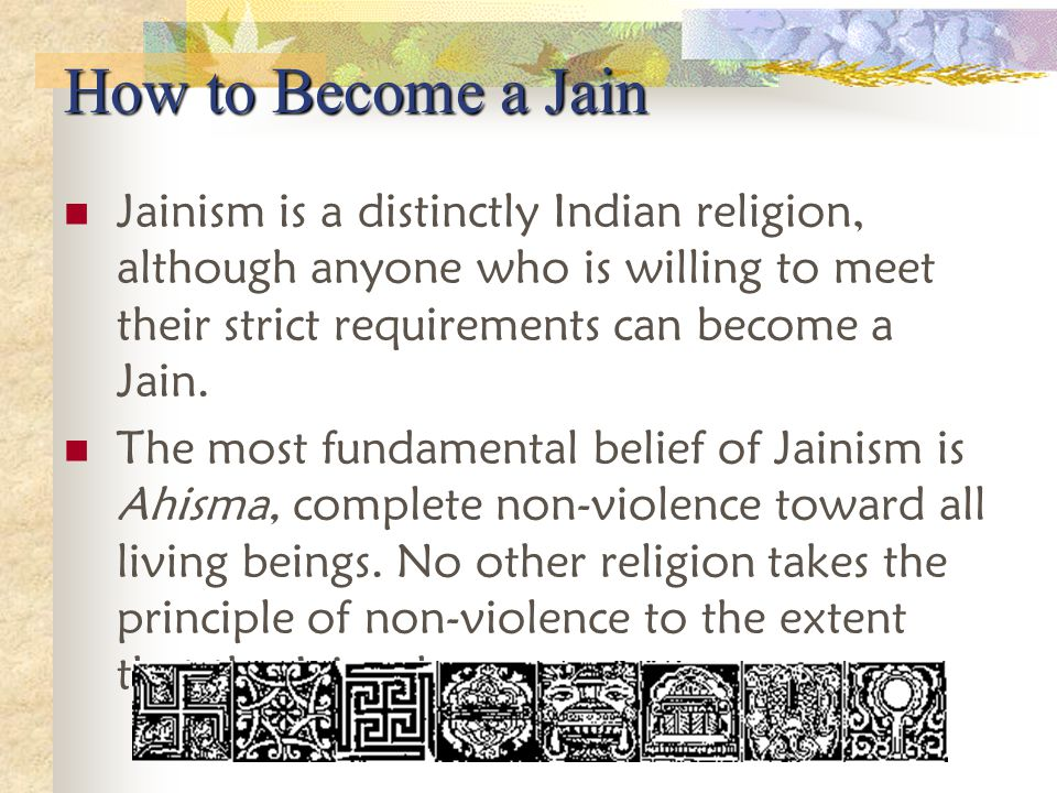 Symbol of Jainism Swastika and the Open Pal The outline of this picture represents the universe in the Jain description. It is supposed to resemble a