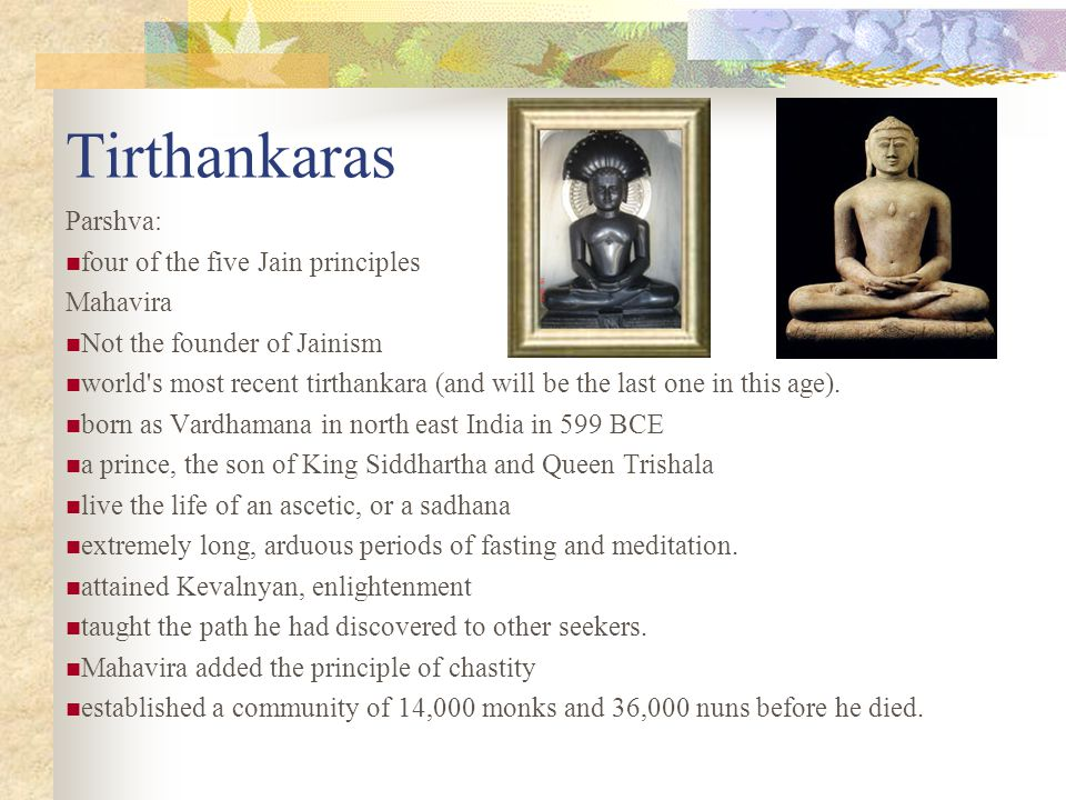 What is Jain Activity.Any activity of body, Speech or Mind that helps us 1.