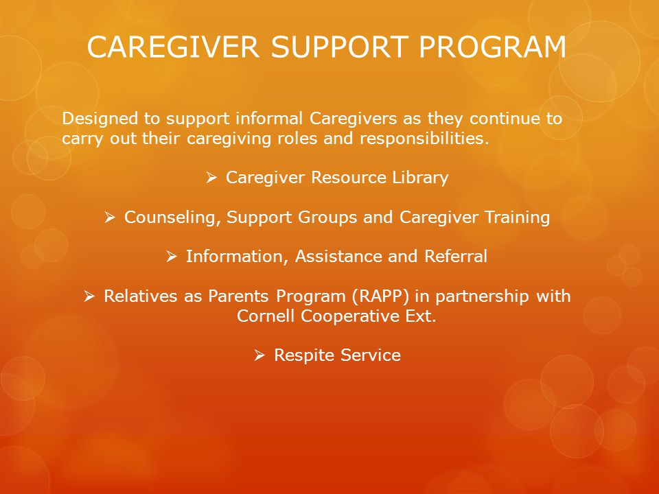 SERVICES PROVIDED Personal Care Level I & II provides non-medical assistance with Instrumental Activities of Daily Living (IADLs) and Activities of Daily Living (ADLs) services.