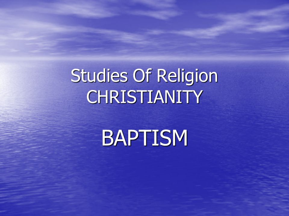 Syllabus Points describe ONE significant practice within Christianity describe ONE significant practice within Christianity  demonstrate how the chosen practice expresses the beliefs of Christianity  analyse the significance of this practice for both the individual and the Christian community