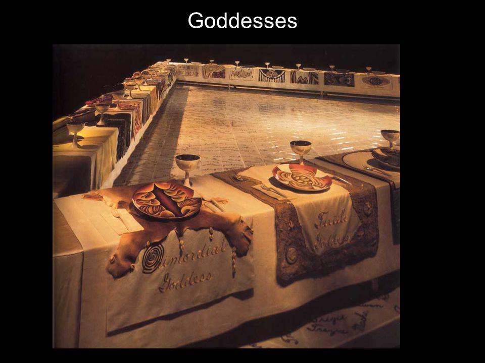 Dinner Party Goddesses Goddesses