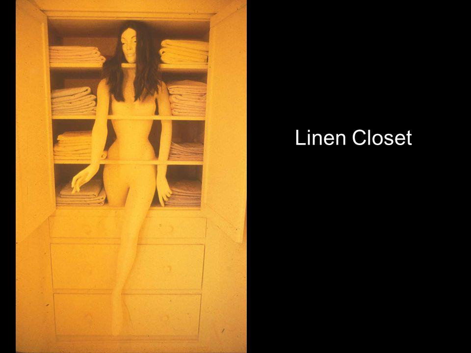 Linen closet Linen Closet