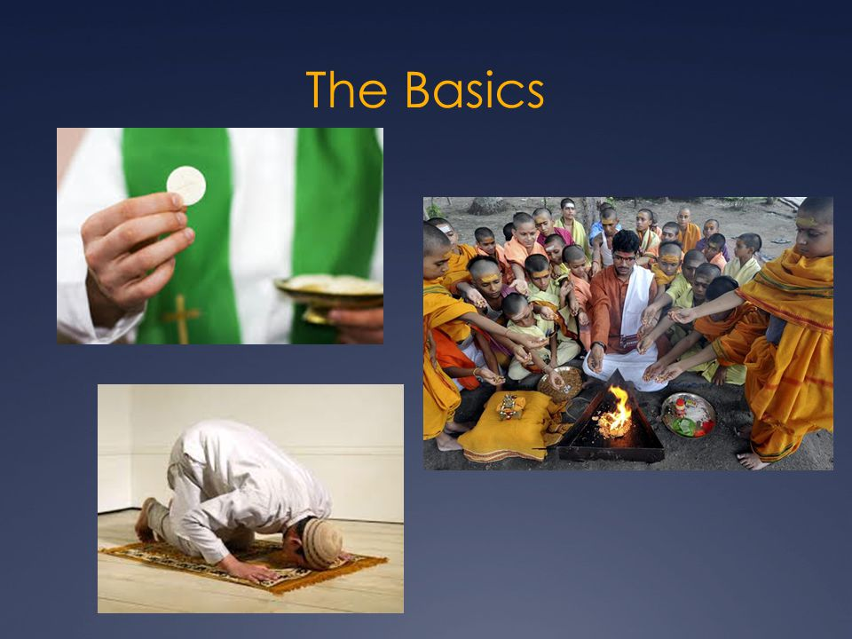 Types of Rituals  Prescriptive rituals: required to be performed  ex.