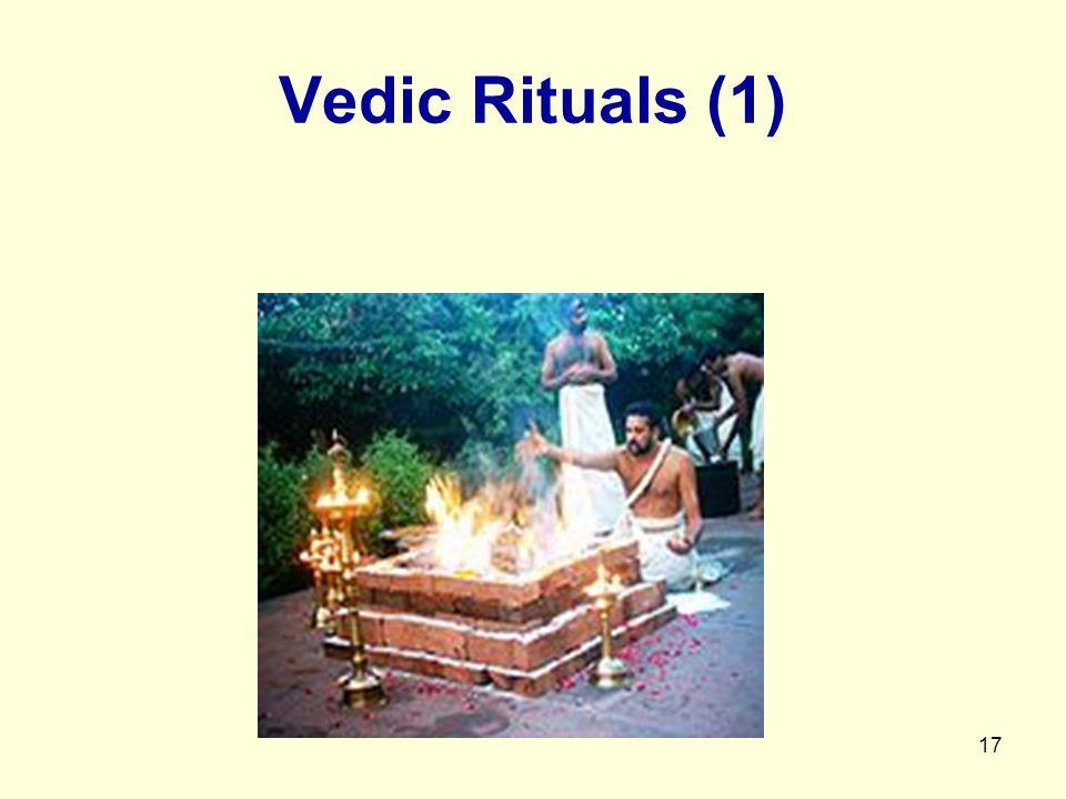 17 Vedic Rituals (1)