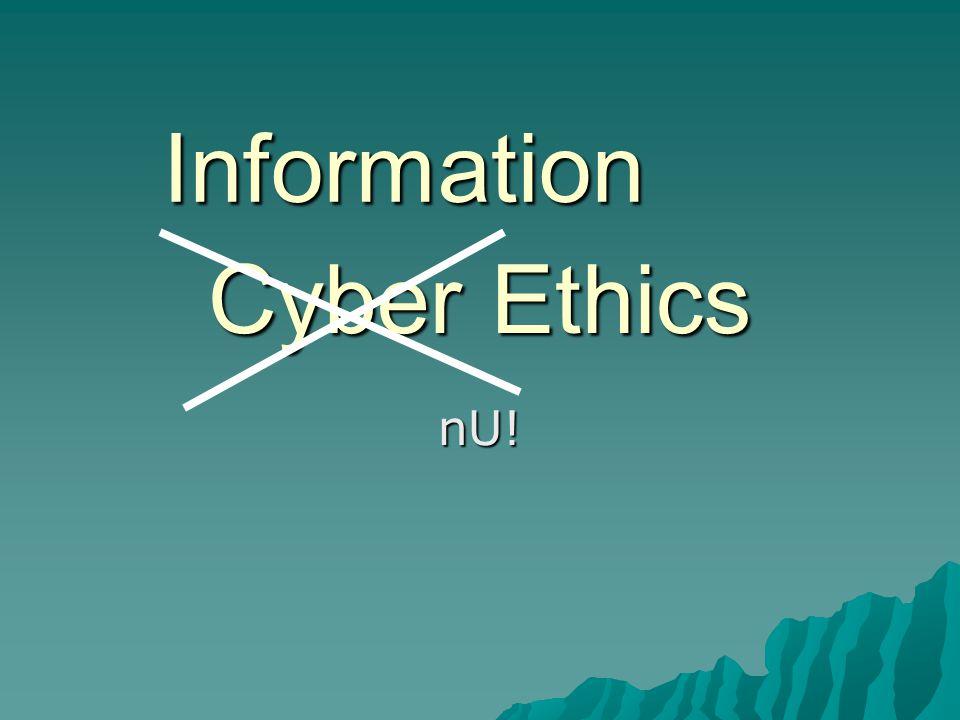 nU! Information