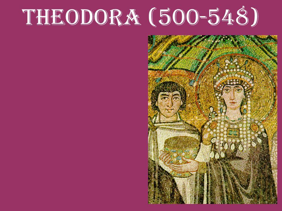 Theodora (500-548)