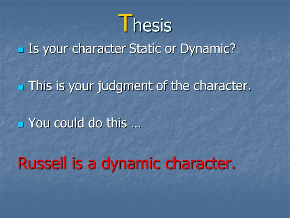 N ecessary Information Important Tip: Use the present tense when summarizing your plot summary.
