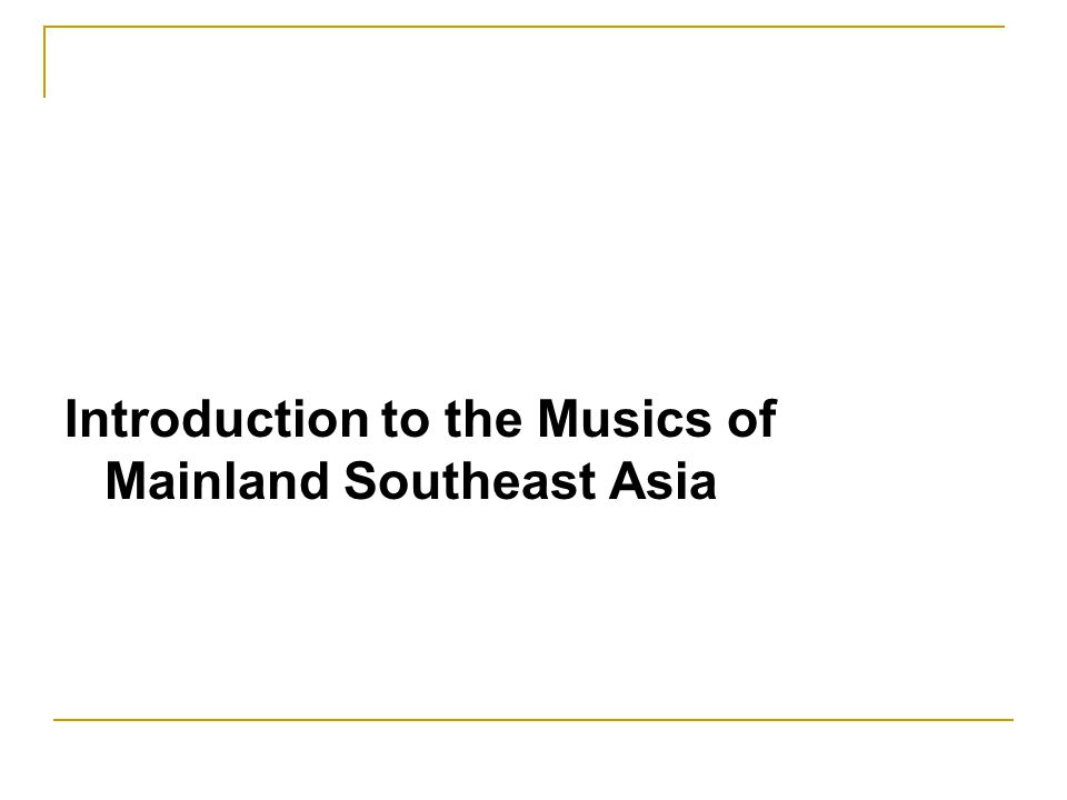 Thai music history (cont.) iconographic sources  many temple depictions of instruments and musical scenes  restorations may have obscured original intent the modern period  suppression of classical music  importance of education in reviving classical music