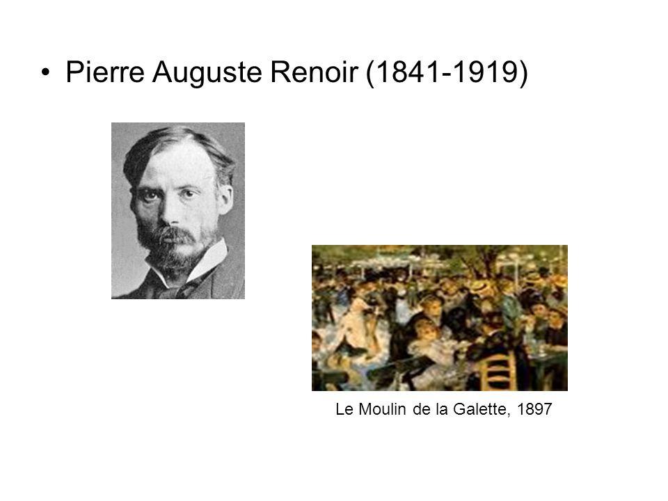 Pierre Auguste Renoir (1841-1919) Le Moulin de la Galette, 1897