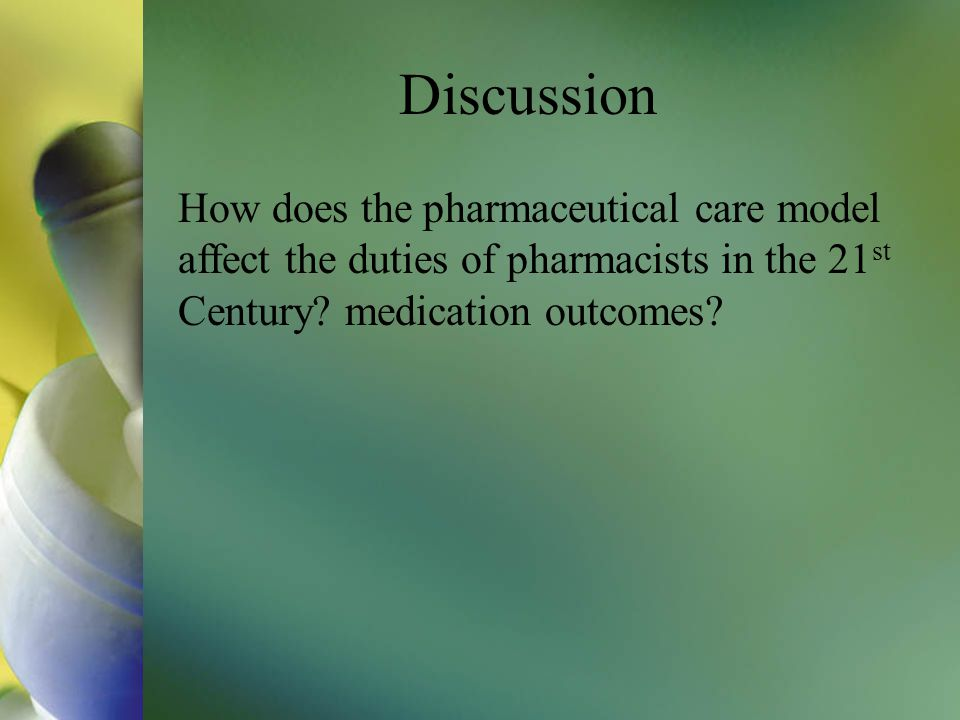 Learning Objectives Describe the origins of pharmacy Describe the four stages of development of the pharmacy profession in the twentieth century Enume