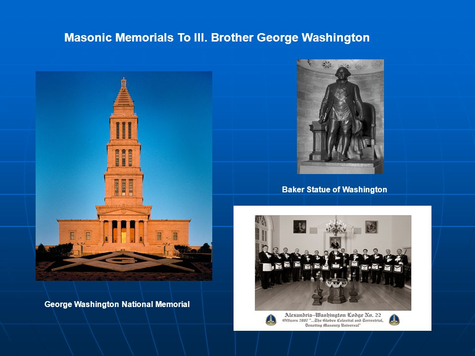 Masonic Memorials To Ill.
