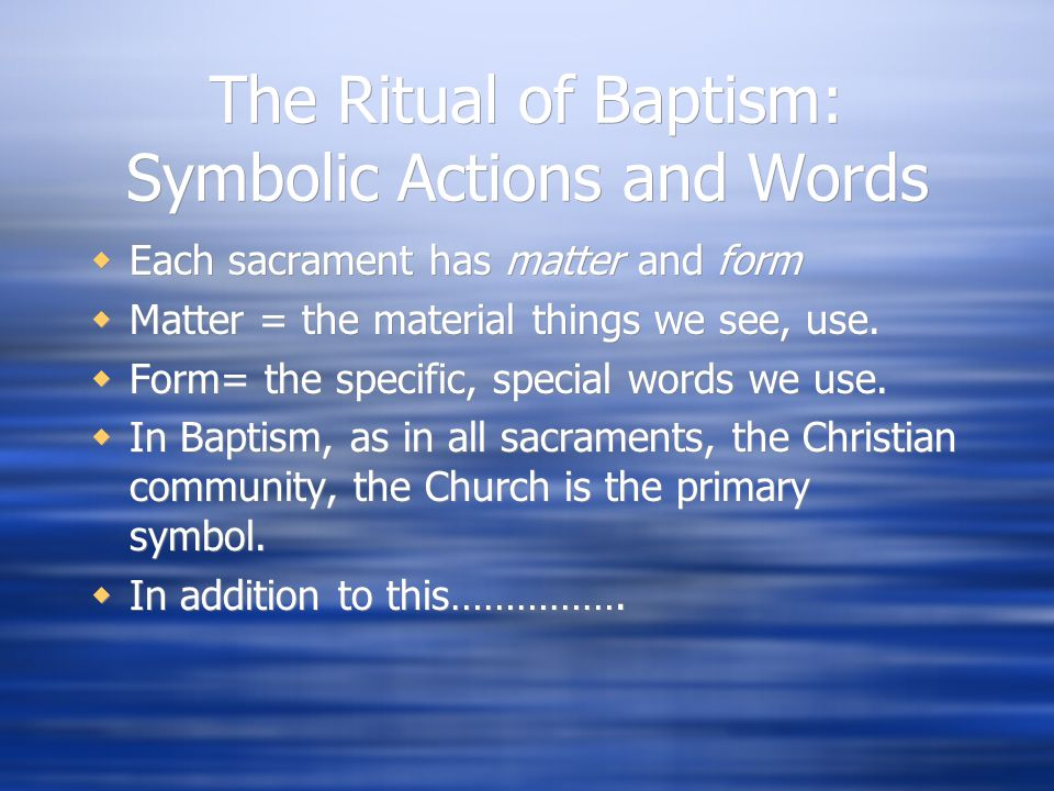 Questions on 135 con't.  What is meant by original sin? How does Baptism affect original sin?  How does the Catholic church's understanding of the p