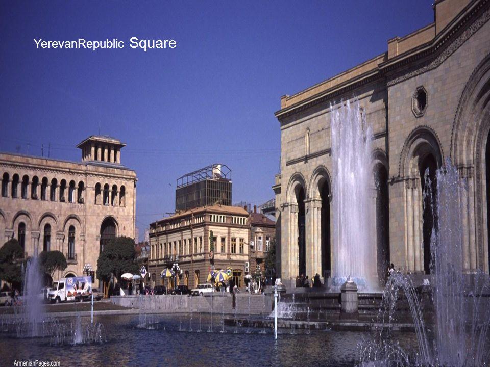 YerevanRepublic Square