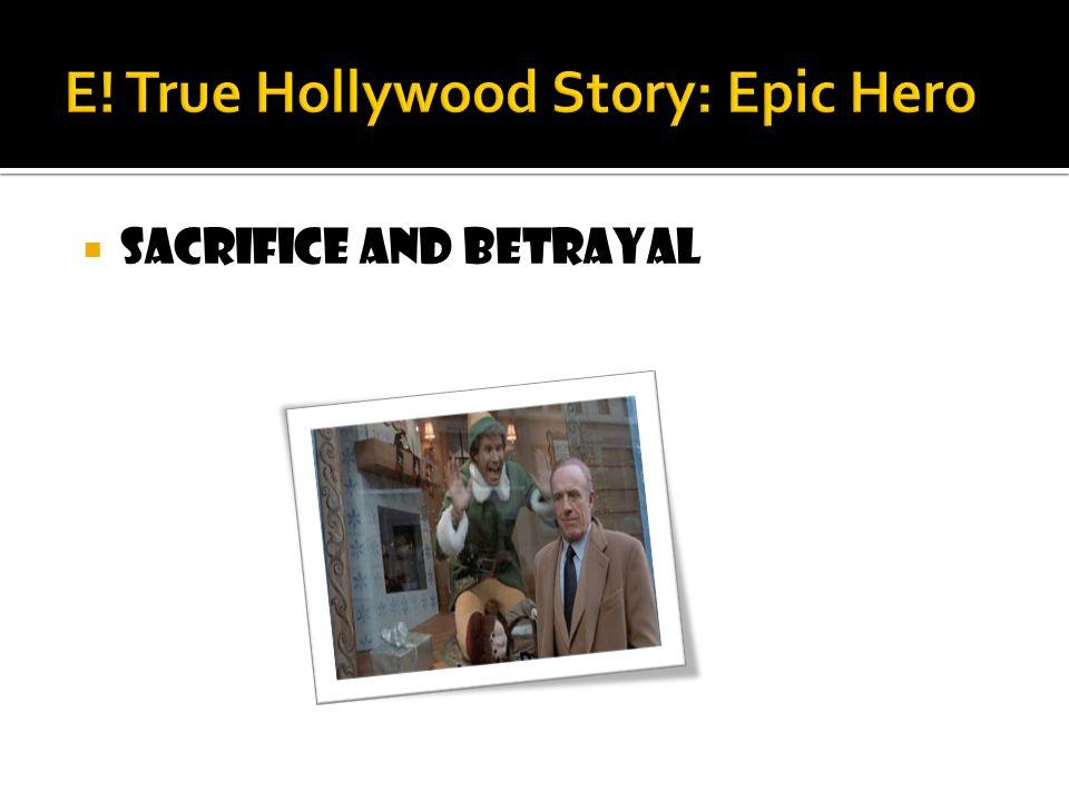  Sacrifice and betrayal