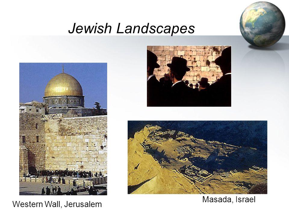 Western Wall, Jerusalem Masada, Israel Jewish Landscapes