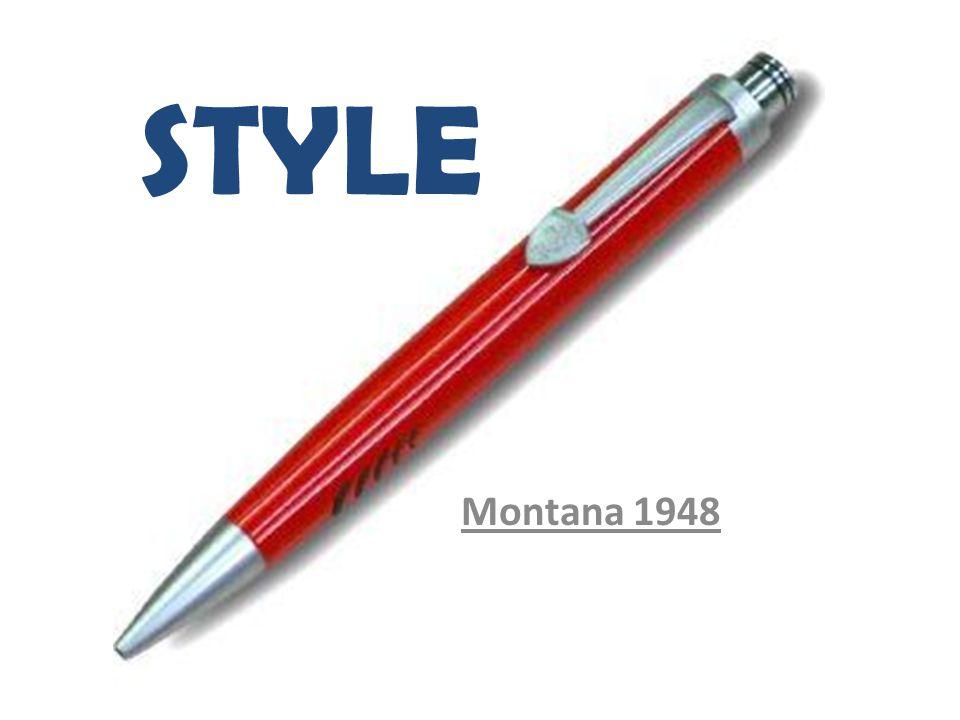 STYLE Montana 1948