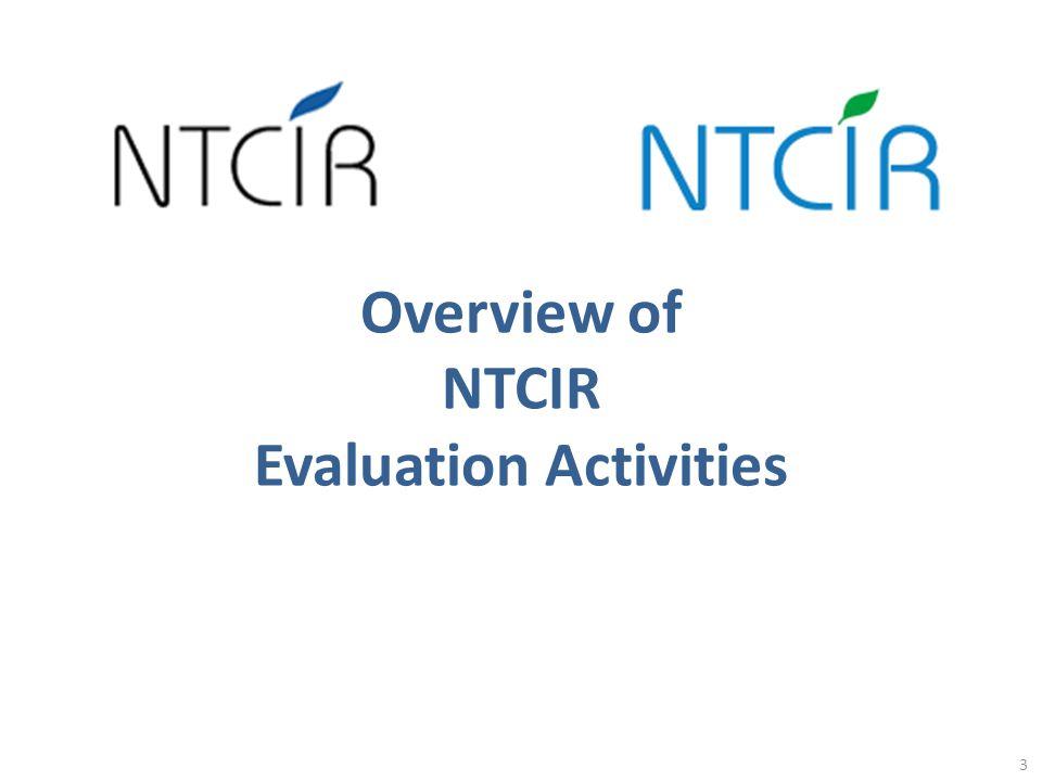 NTCIR-11 RITE-VAL Task (Recognizing Inference in Text and Validation) 44 Source: Suguru Matsuyoshi, Yotaro Watanabe, Yusuke Miyao, Tomohide Shibata, Teruko Mitamura, Chuan-Jie Lin, Cheng-Wei Shih, Introduction to NTCIR-11 RITE-VAL Task (Recognizing Inference in Text and Validation), NTCIR-11 Kick-Off Event, September 2, 2013, http://research.nii.ac.jp/ntcir/ntcir-11/pdf/NTCIR-11-Kickoff-RITE-VAL-en.pdfhttp://research.nii.ac.jp/ntcir/ntcir-11/pdf/NTCIR-11-Kickoff-RITE-VAL-en.pdf