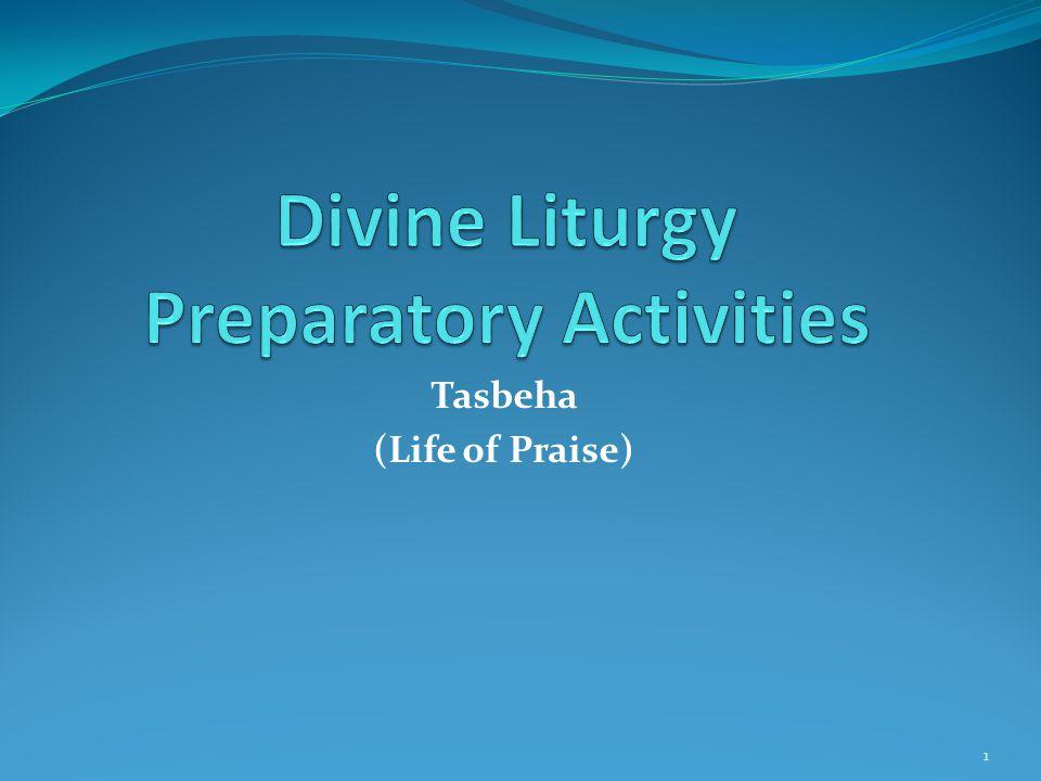 Tasbeha (Life of Praise) 1