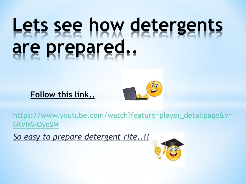 https://www.youtube.com/watch?feature=player_detailpage&v= 6KVIMkOyoSM So easy to prepare detergent rite..!! Follow this link..