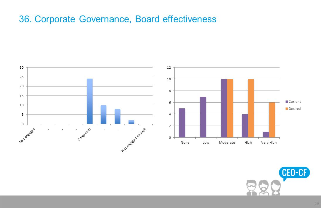 36. Corporate Governance, Board effectiveness 26