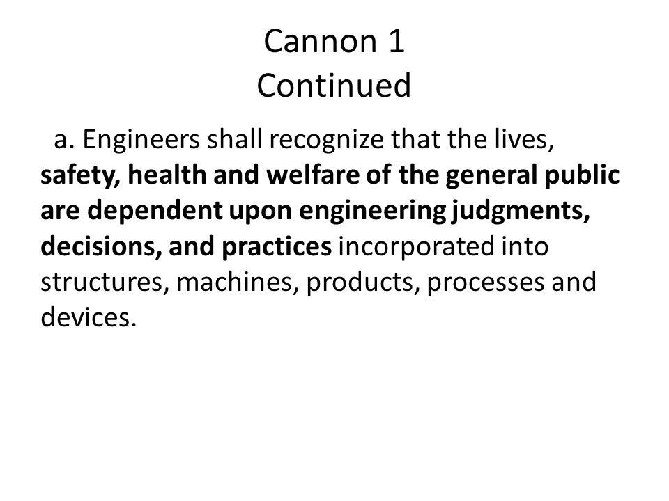Cannon 1 Continued a.