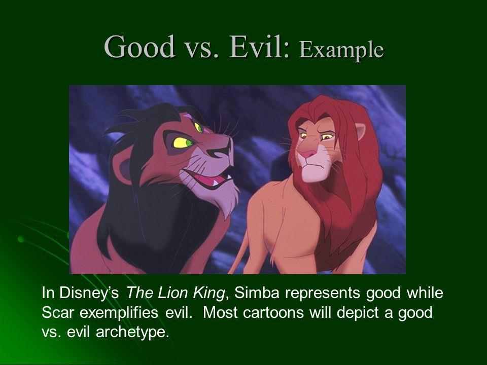 Good vs.