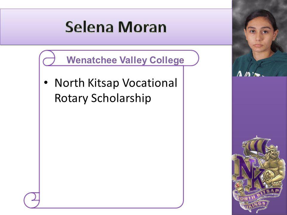 North Kitsap Vocational Rotary Scholarship Wenatchee Valley College
