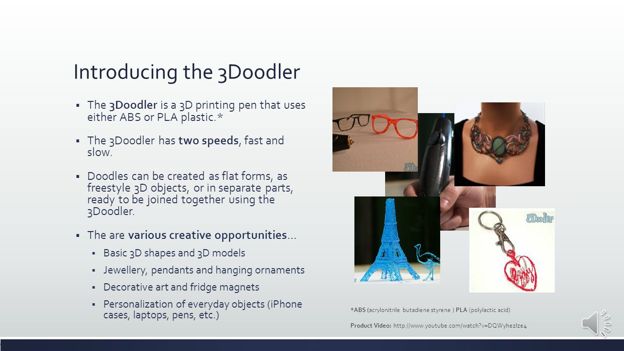 Overview  Introducing the 3Doodler  Company & The Team  2013 Kickstarter Campaign Results  Product Potential  Marketing  Competition  Next Steps  Q &A